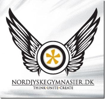 Nordjyske Gymnasiers logo