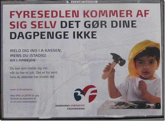 3F FUD plakat